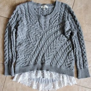 EUC Monteau sweater